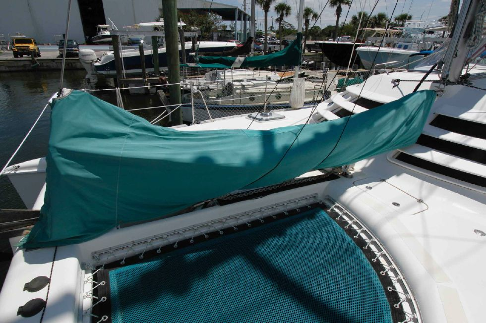 Manta 42 Mark IV Camber Spare Headsail