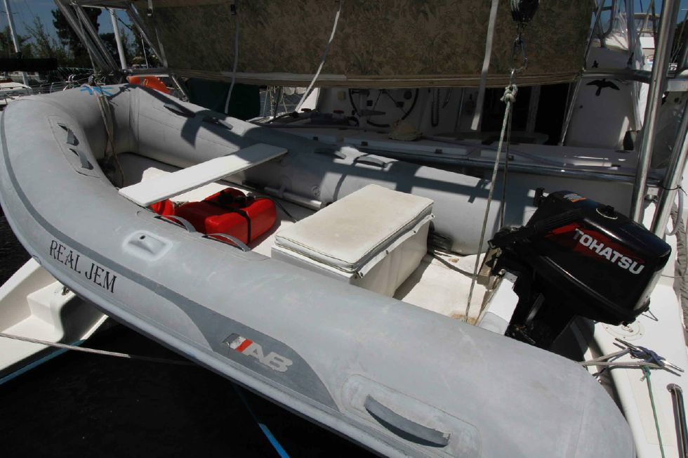 Manta 42 Mark IV Dinghy