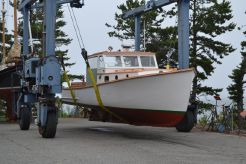 1969 Custom Eugene Walls Downeast Lobster Yacht