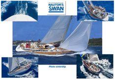 1991 Nautor Swan 53 Centreboard