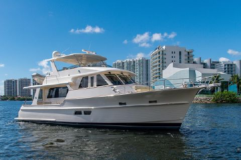 2011 Grand Banks 53 Aleutian RP - Profile