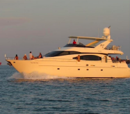 2002 Azimut Sea Jet