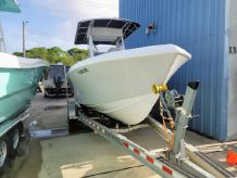 2014 Bluewater Sportfishing 23t