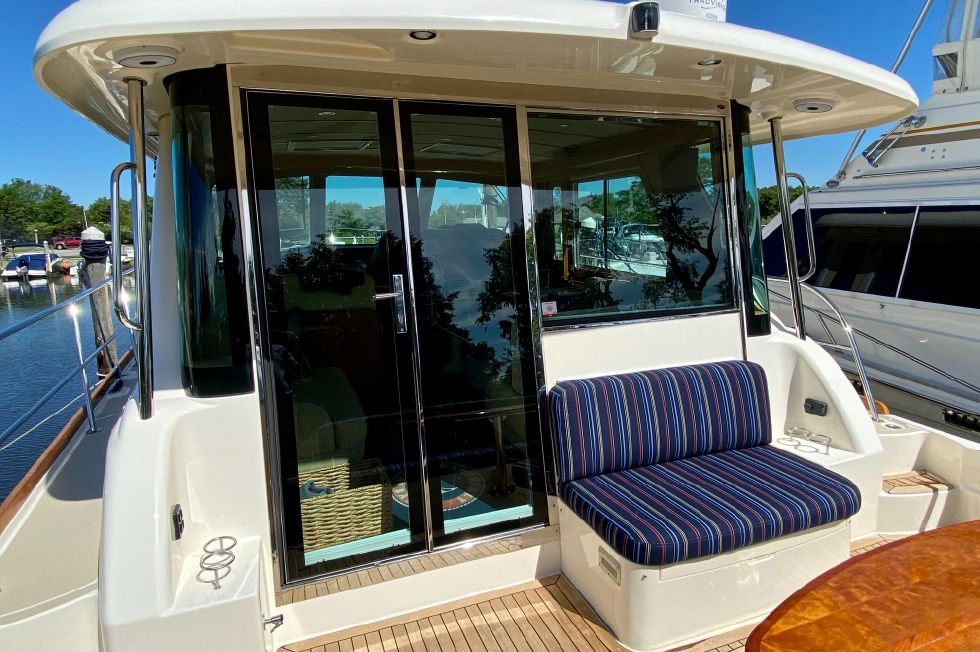 2013 Sabre 48 Salon Express