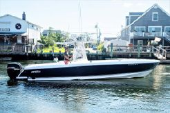 1998 Intrepid 322 Open