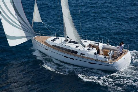 2019 Bavaria Cruiser 46 - Manufacturer Provided Image: Bavaria Cruiser 46 Sailing