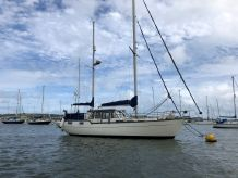 1984 Nauticat 38