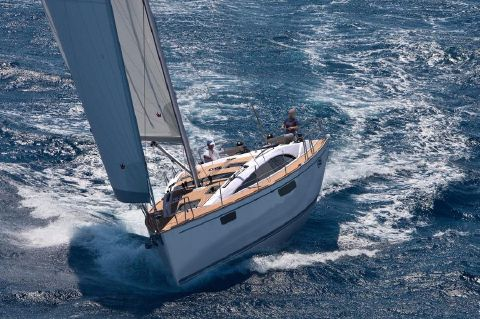 2019 Bavaria Vision 42 - Manufacturer Provided Image: Bavaria Vision 42