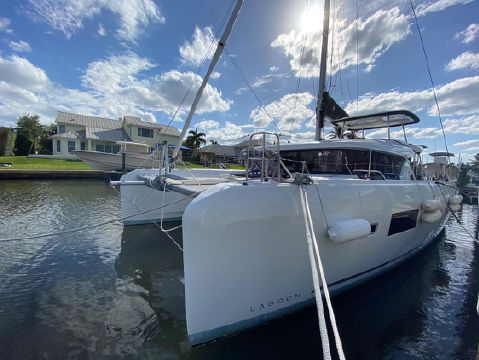 2018 Lagoon 42 - 2018 Lagoon 42 for sale in Miami
