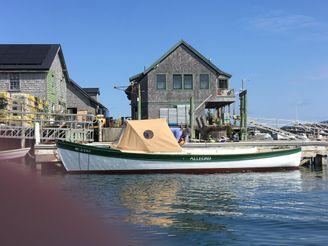1920 Classic Detroit Boat Co, Launch