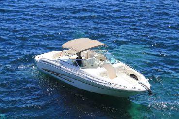 1997 Sea Ray Bowrider 28