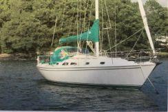 1989 Ericson 34
