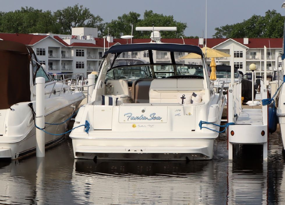 1999 Sea Ray 370 Sundancer