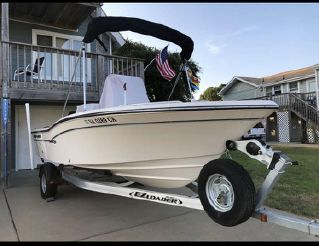 2015 Grady-White 191 Coastal Explorer
