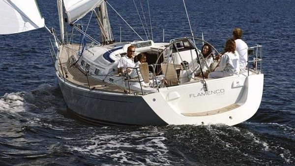 X-Yachts X-40 Manufacturer Provided Image: Sailing