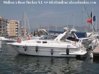 1991 Sealine 328 Souvereign
