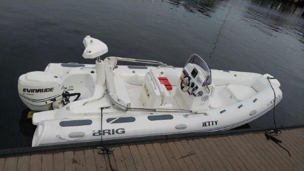 Brig Inflatables Eagle 580