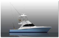 2020 Viking 38 Billfish