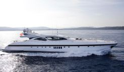 2007 Mangusta 130' Unknown