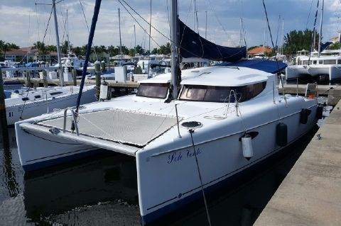 2008 Fountaine Pajot Mahe - Docked Again
