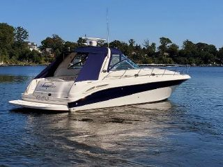 2002 Sea Ray 410 Sundancer