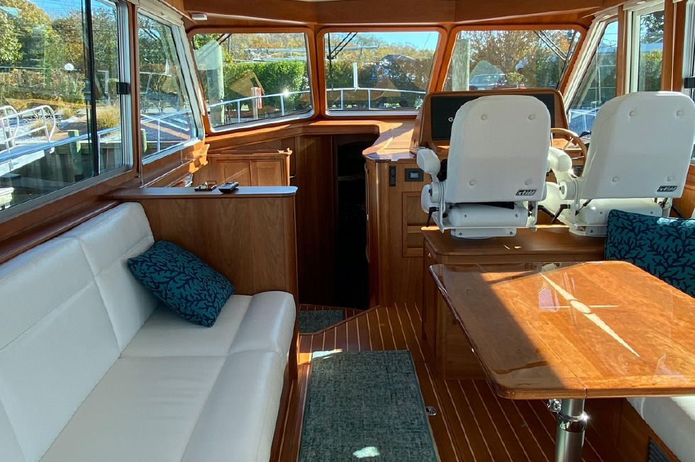 2019 Sabre 45 Salon Express