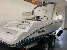 2021 Yamaha Boats 210FSH DLX