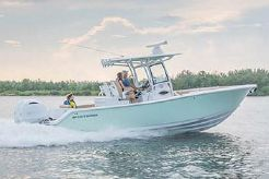 2021 Sportsman Open 282 Center Console