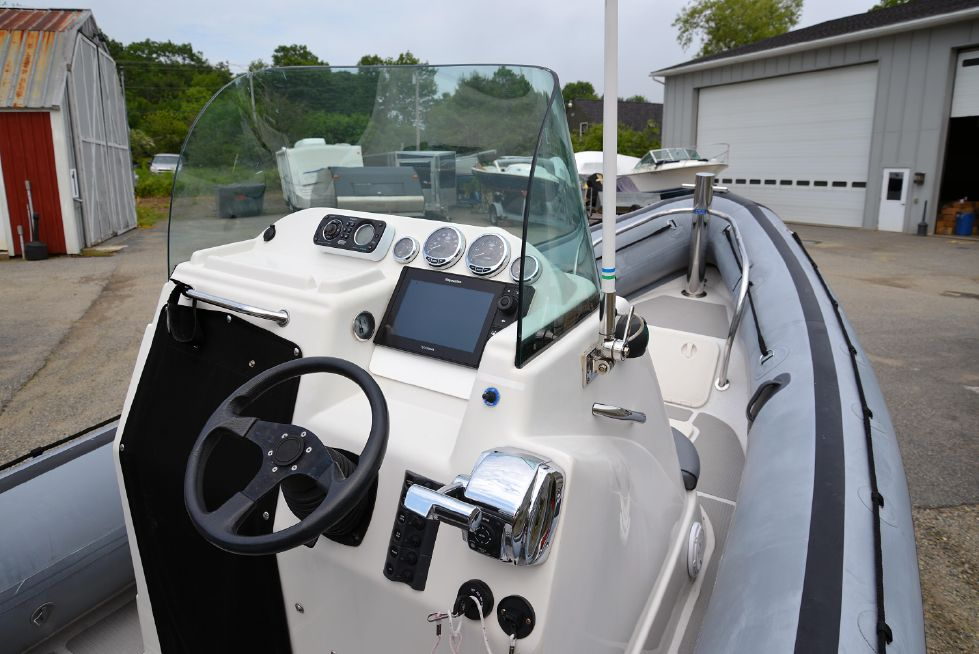 2007 Protector Center Console RIB 22 Boats for Sale