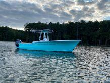2001 Custom Carolina 23 CC
