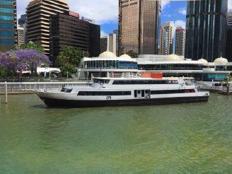 1977 Custom Dinner Cruise Ferry
