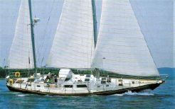 1991 Hinckley Sou'wester 59