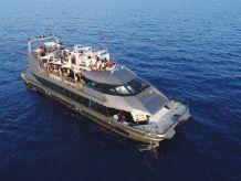 1992 Vittoria Catamaran passenger