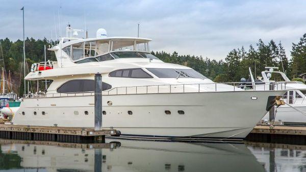 Azimut Motor Yacht Profile