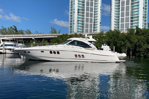 2007 Sea Ray 60 Sundancer - 2007 Sea Ray 60 Sundancer