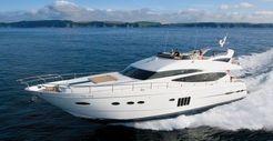 2010 Princess 78 Motor Yacht