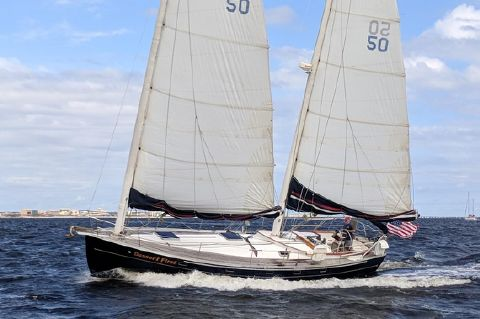 1979 Freedom Yachts 40 Cat Ketch