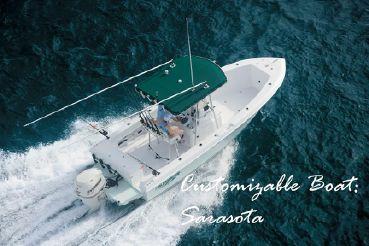 2021 Bluewater Sportfishing 2150