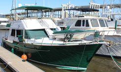 1988 Island Gypsy Motor Yacht Sedan