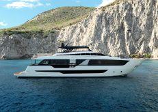 2021 Ferretti Yachts 1000