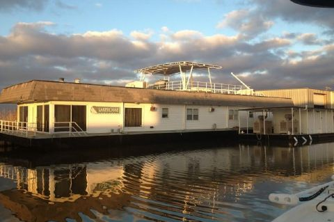 1994 Custom Houseboat