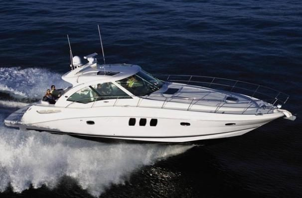 2008 Sea Ray 48 Sundancer - Sistership