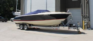 2012 Chris-Craft Corsair