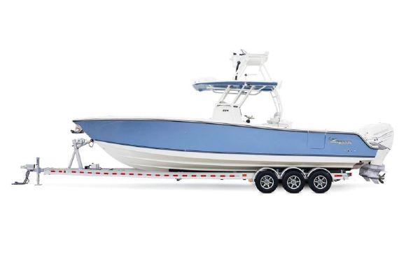 2018 Mako 334 CC Sportfish Edition