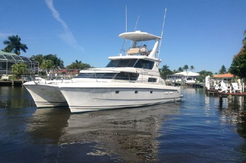 2003 Aventure Sportster Power Catamaran