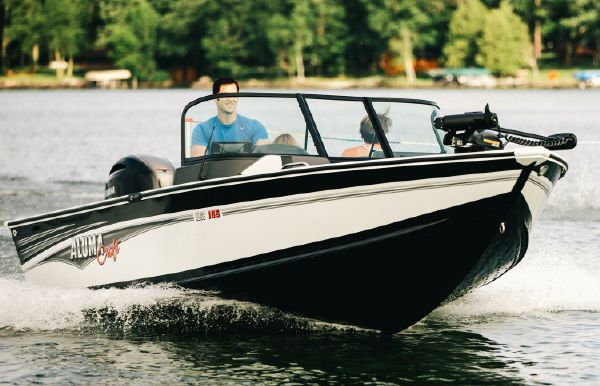 2018 Alumacraft Edge 185 Sport