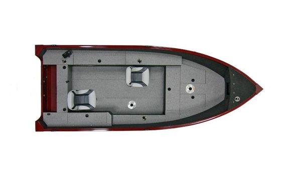 Alumacraft Escape 165