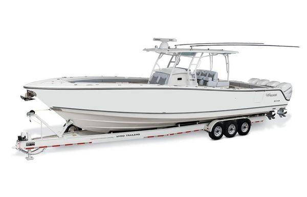 2018 Mako 414 CC Sportfish Edition