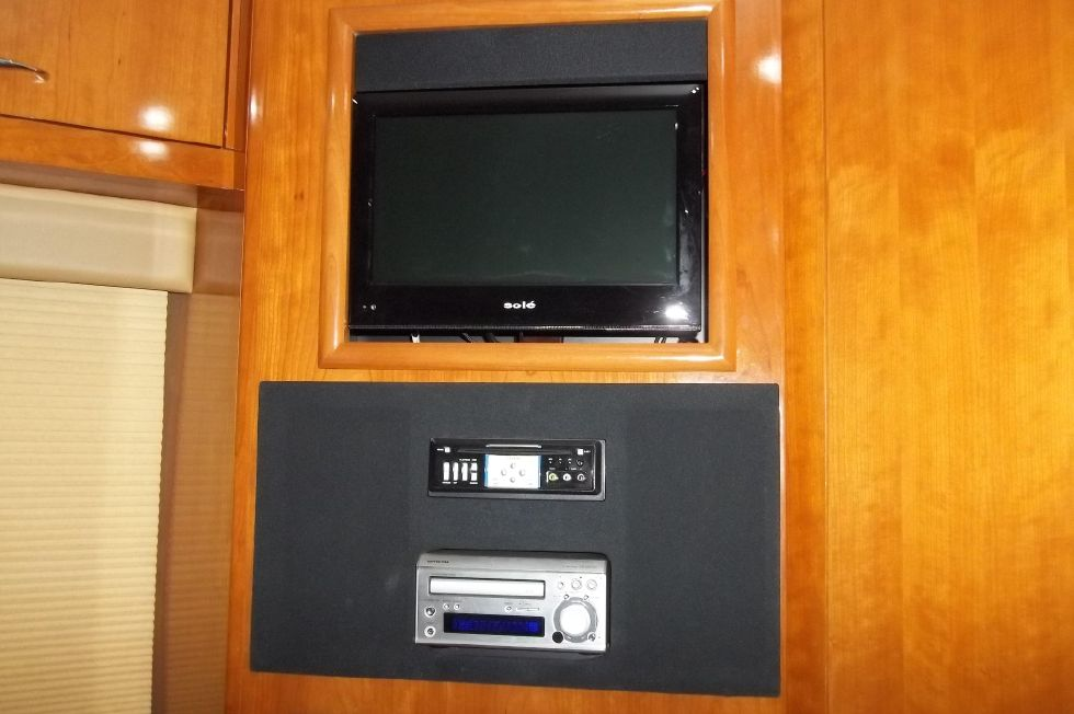 stateroom entertainment center