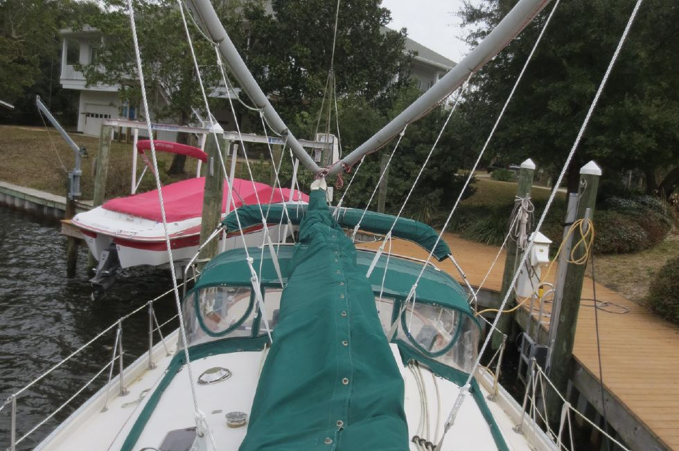 1989 Hinterhoeller Nonsuch 30 Ultra - Sail